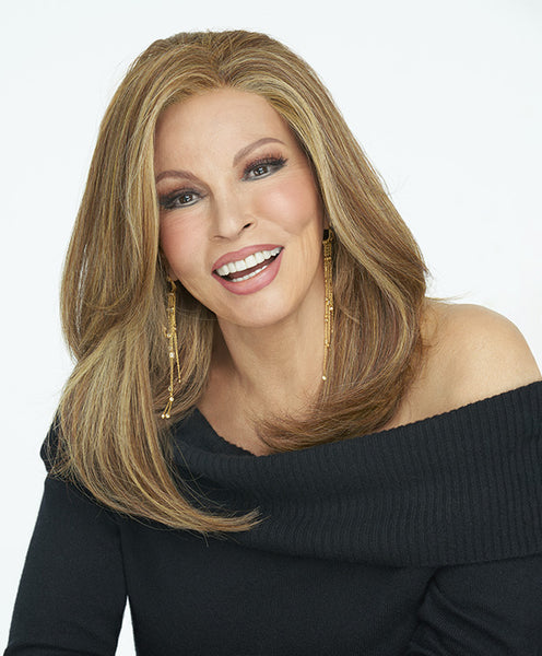 Raquel Welch Monofilament Part Wig NICE MOVE