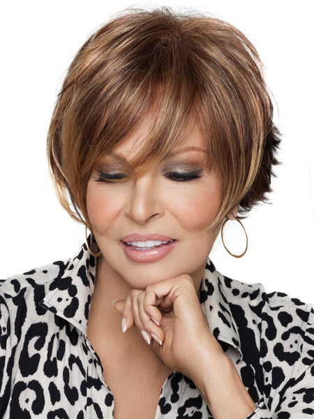 Raquel Welch Wig Rave (discount applied)