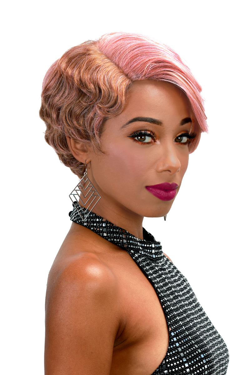 Zury Sis Synthetic Sassy Lively Spirit Razor Chic Wig SASSY RC-H TATI (discount applied)