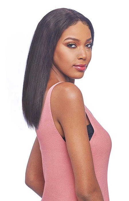 Vanessa Brazilian Human Hair Swissilk Lace Front Wig TMH GINI