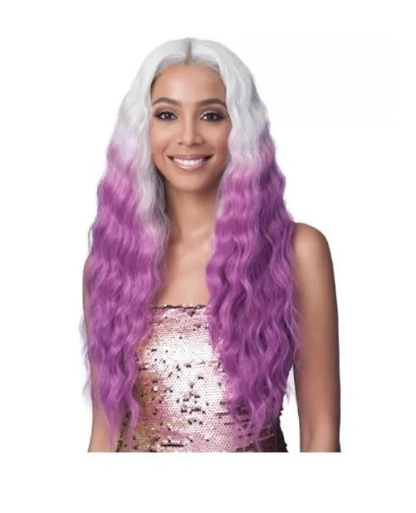 Bobbi Boss Synthetic Glueless 13x4 360 Lace Wig MLF411 EVERLY (discount applied)