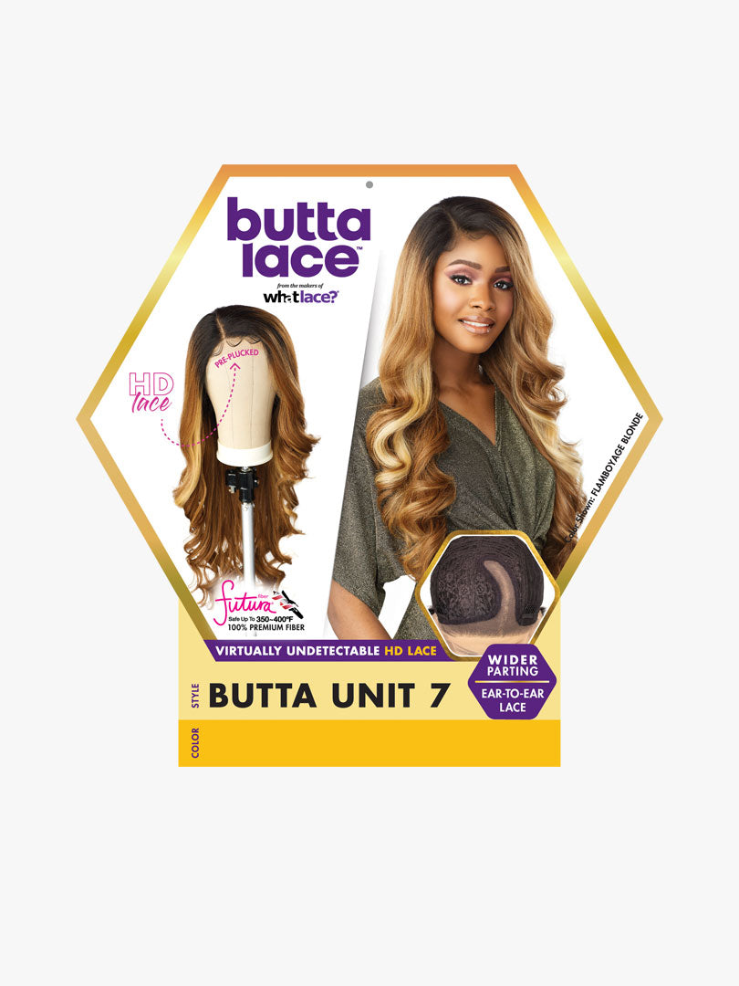Sensationnel Synthetic Hair Butta Lace Front Wig BUTTA UNIT 7