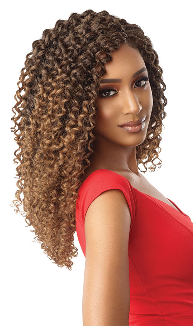 Outre Synthetic Xpression Braids 3X NATURAL CURLY 14 (B1G1)