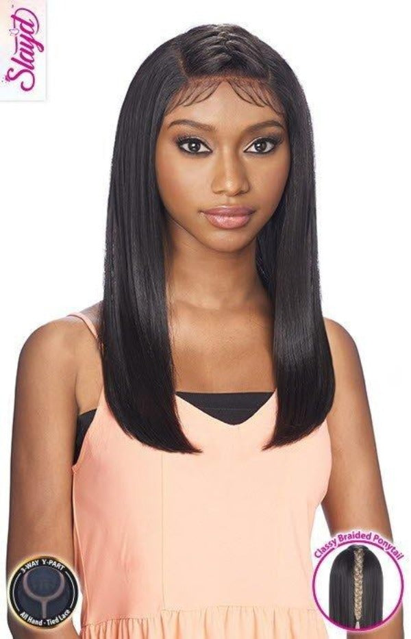 Vanessa  Synthetic Slayd Chic Lace Front Wig YSB MOHICA