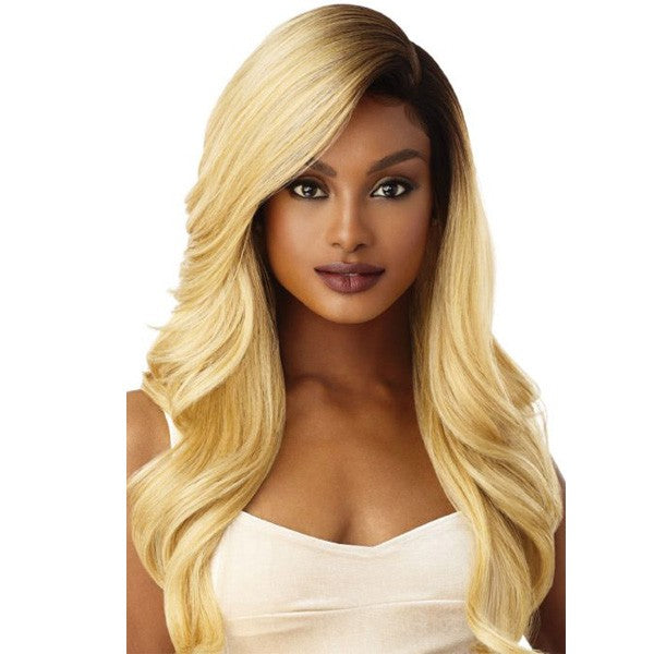 "Outre Synthetic 5"" Deep I-Part Swiss Lace Front Wig ARTEMIS"