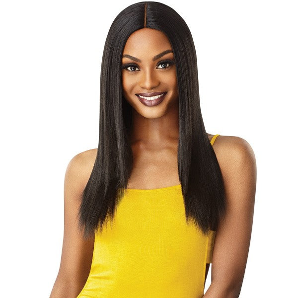 Outre Synthetic Lace Part Daily Wig BLAKE