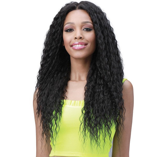 Bobbi Boss Miss Origin 13x6 Swiss Lace Frontal Wig MOGLWBR26 BRAZILIAN WAVE 26