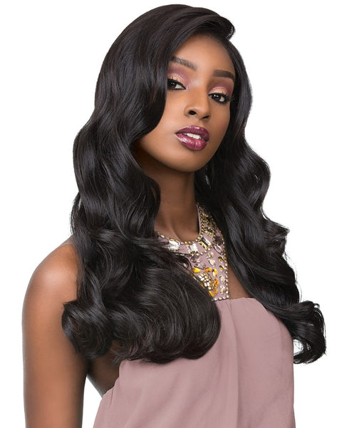 "Sensationnel Cloud9 100% Swiss Lace Front Wig BODY WAVE 22 "" (discount applied)"