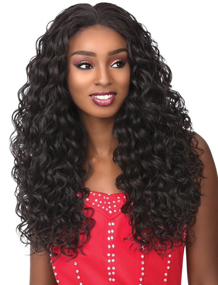 Sensationnel Cloud9 Vixen Swiss Full Lace Wig CURLY BODY 22 Inch
