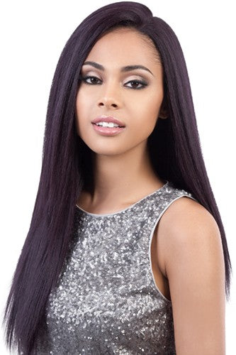 Motown Tress Let's Lace Silk Swiss Lace Front Wig SL. ADRIA