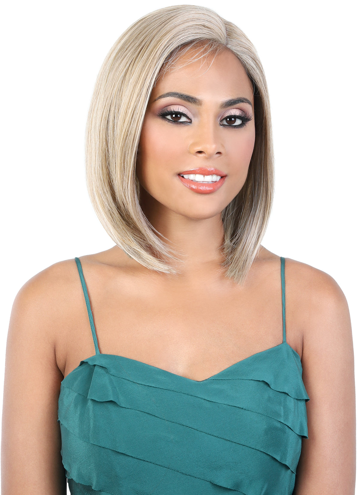 Motown Tress Synthetic Deep Part Let's Lace Wig LDP BIANCA
