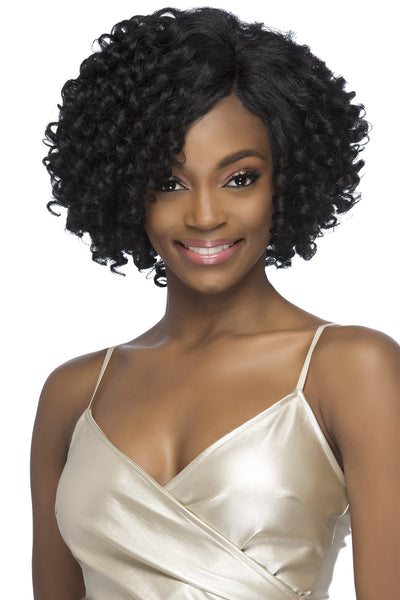 Vivica Fox Synthetic HD Swiss Lace Front Wig ELYSIA