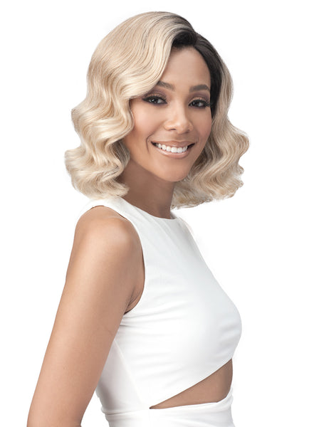 Bobbi Boss 100% Premium Synthetic Lace Front Wig MLF345 CAIT