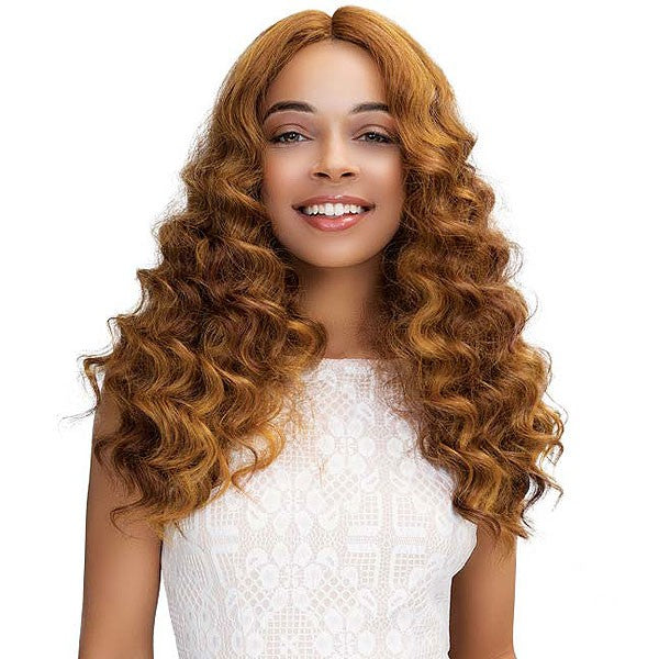 Janet Collection Premium Fiber Extended Part Wig GABRIELA