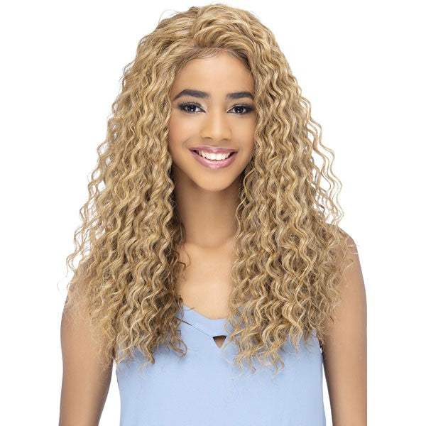 Vivica A Fox Mono 4x4 Swiss Lace Front Wig GAIA (discount applied)