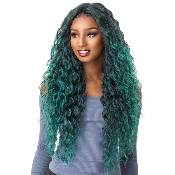 Empress Natural Center Part Lace Front Wig ANYA (discount applied)