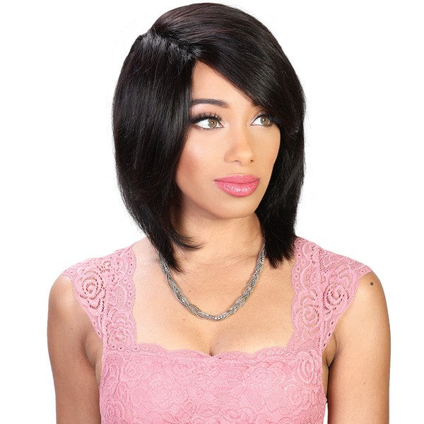 Zury Sis Brazilian 100% Human Hair Wet & Wavy Wig HR BRZ WW ECO