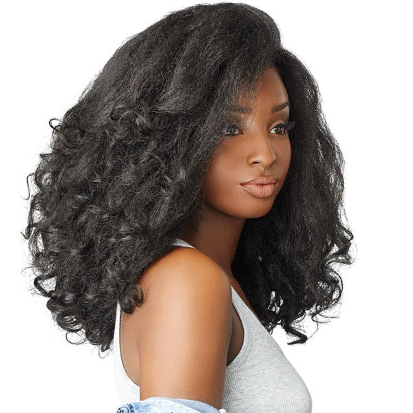 Sensationnel Instant Weave Curls Kinks & Co Synthetic Half Wig RAIN MAKER