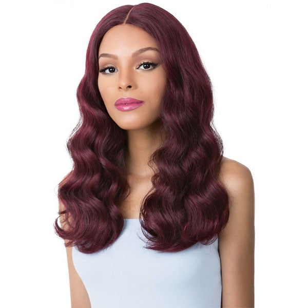 Its a Wig Synthetic Iron Friendly Wig CAMRYN