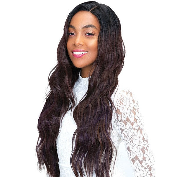 Janet Collection Human Hair Blend Princess 4x4 Lace Front Wig ANNIE (discount applied)