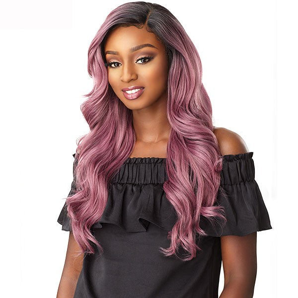 Empress Synthetic Free-Part Lace Front Wig JOCELYN