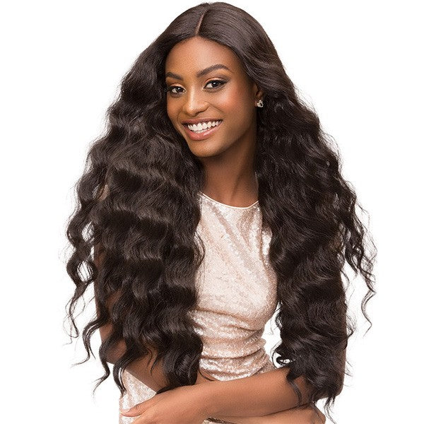 Janet Collection Premium Fiber Extended Part Wig JULIANA