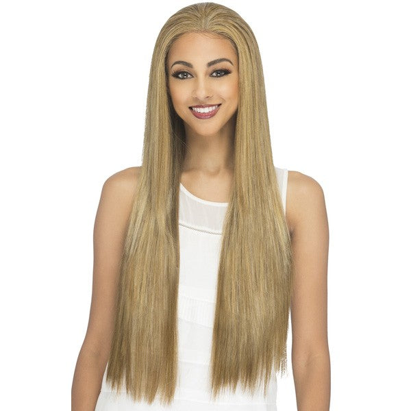 Vivica A Fox Synthetic Deep Swiss Lace Front Wig JULIE