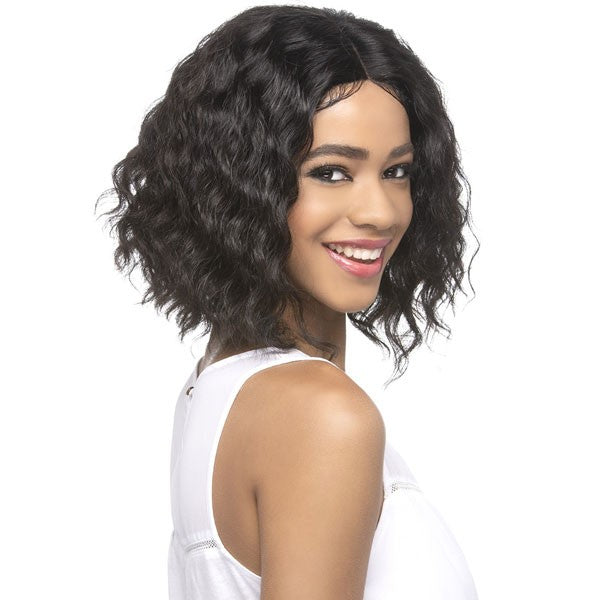 Vivica's 100% Brazilian Natural Remi Human Hair Swiss Lace Front Wig KAMILL