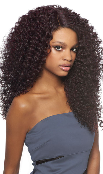 Outre Lace Front Wig Batik Bundle Hair DOMINICAN CURLY