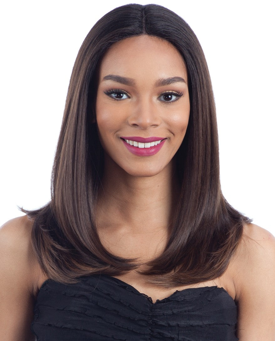 Model Model Freedom Part Lace Front Wig LACE NUMBER 203 (discount applied)