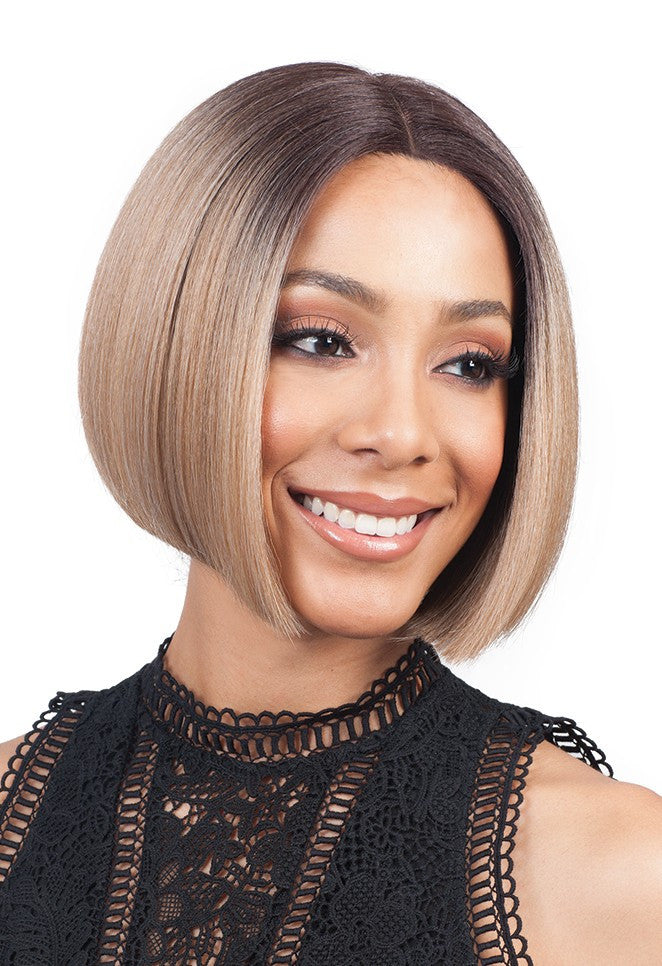 Bobbi Boss Premium Synthetic Lace Front Wig MLF126 LYNA