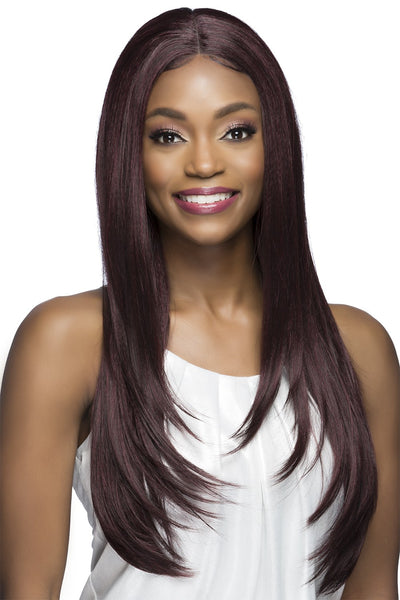 Vivica A. Fox Synthetic HD Swiss Lace Front Wig MANON