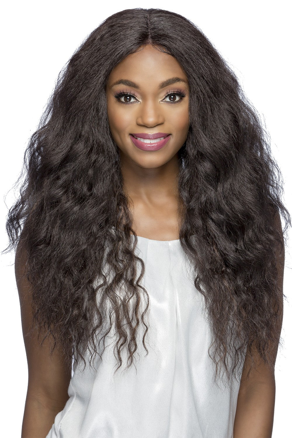 Vivica Fox Synthetic HD Swiss Lace Front Wig MARCIA