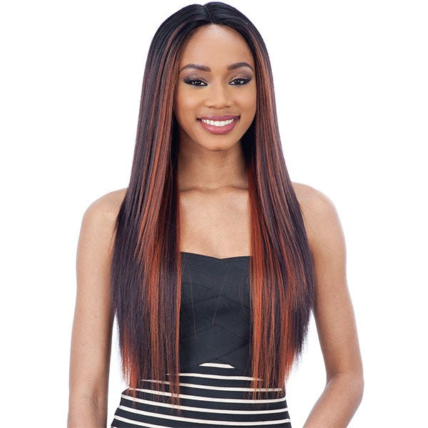 "Freetress Equal Lace & Lace 6"" Part Lace Front Wig MATTIE (discount applied)"
