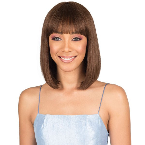 Bobbi Boss Human Hair Wig MH1260 ALLIE