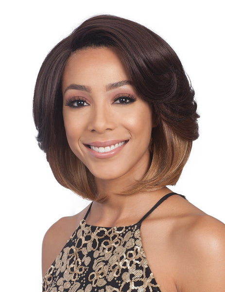 Bobbi Boss Swiss Lace Front Wig MLF163 SHADOW (discount applied)