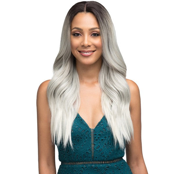 Bobbi Boss Synthetic Swiss Lace Front Wig MLF326 RACA