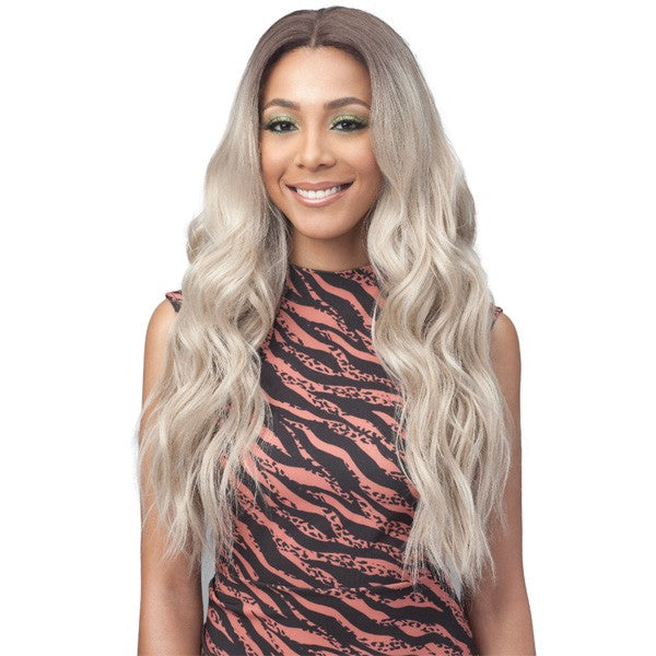 Bobbi Boss Secret Lace 13x7 Extended Lace Frontal Wig MLF392 LARA