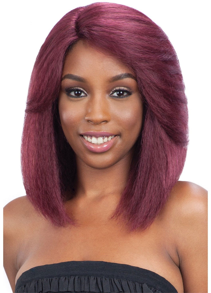 Model Model Deep Invisible L Part Lace Front Wig Dream Discount