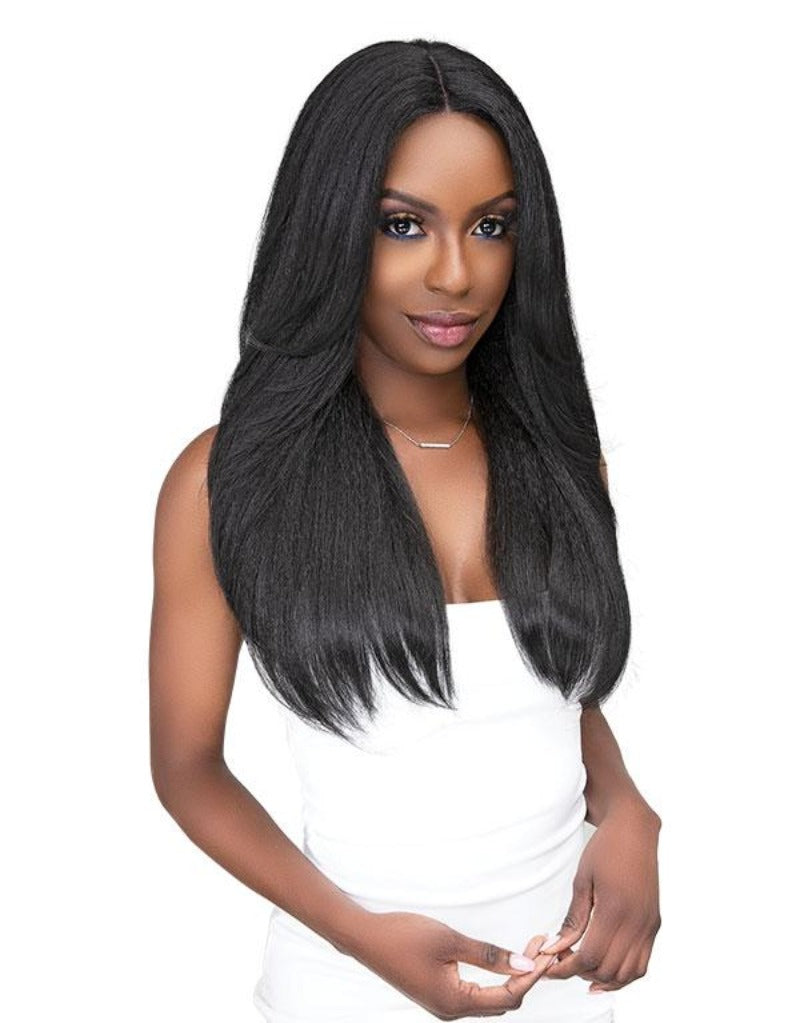Janet Collection Natural Me Blowout Synthetic Hair HD Lace Wig KAJA