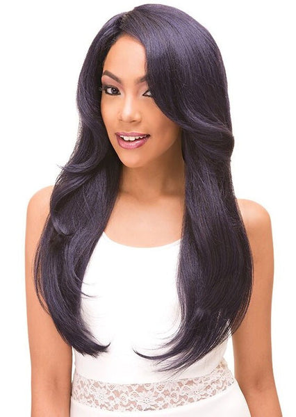Janet Collection Super Flow Invisible Deep Part Lace Front Wig NOEL