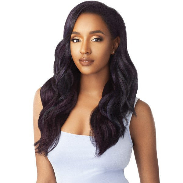 Outre Synthetic Half Wig Quick Weave NORTH