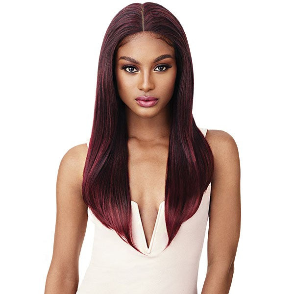 Outre Perfect Hairline Synthetic Lace Front Wig KARINA