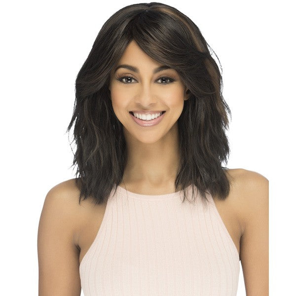 Vivica A Fox Synthetic Pure Stretch Cap Wig PERSIAN
