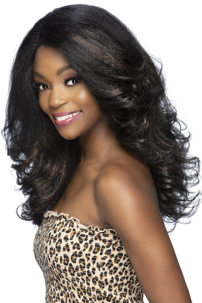 Vivica Fox Synthetic HD Swiss Lace Front Wig POOKY