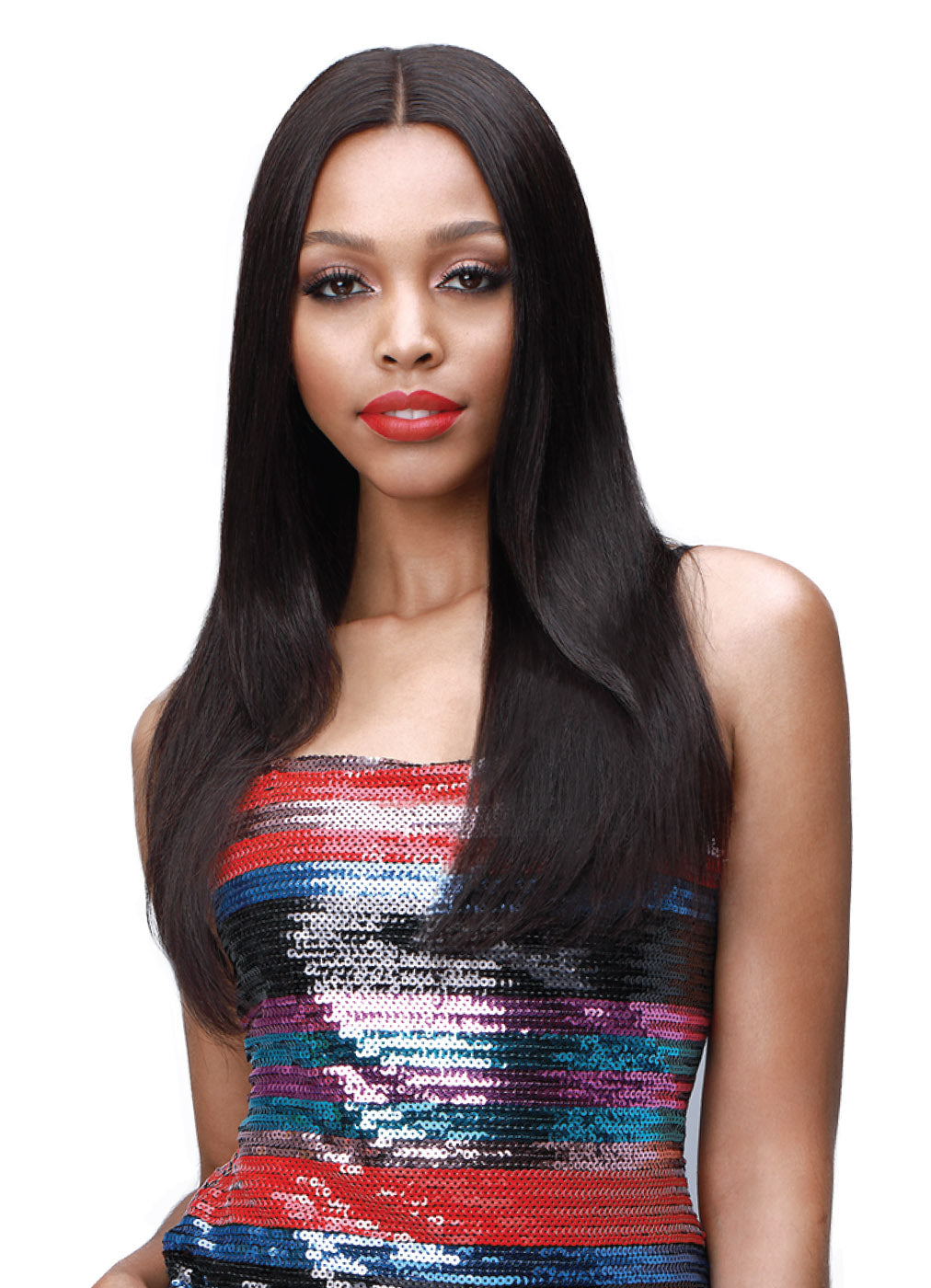 Bobbi Boss Unprocessed Virgin Remi Lace Front Wig MHLF308 EUDORA