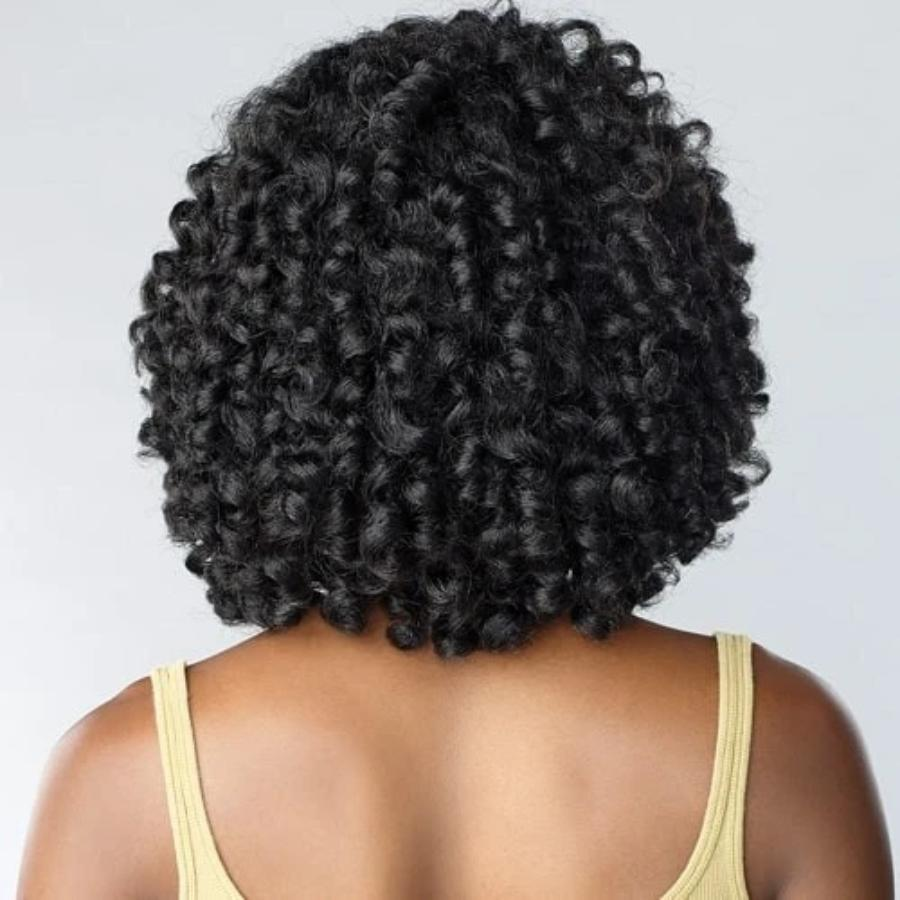 Sensationnel Instant Weave Curls Kinks & CO Synthetic Half Wig ROLE MODEL