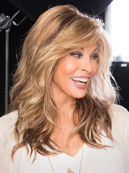 Raquel Welch Wig Longing for Long