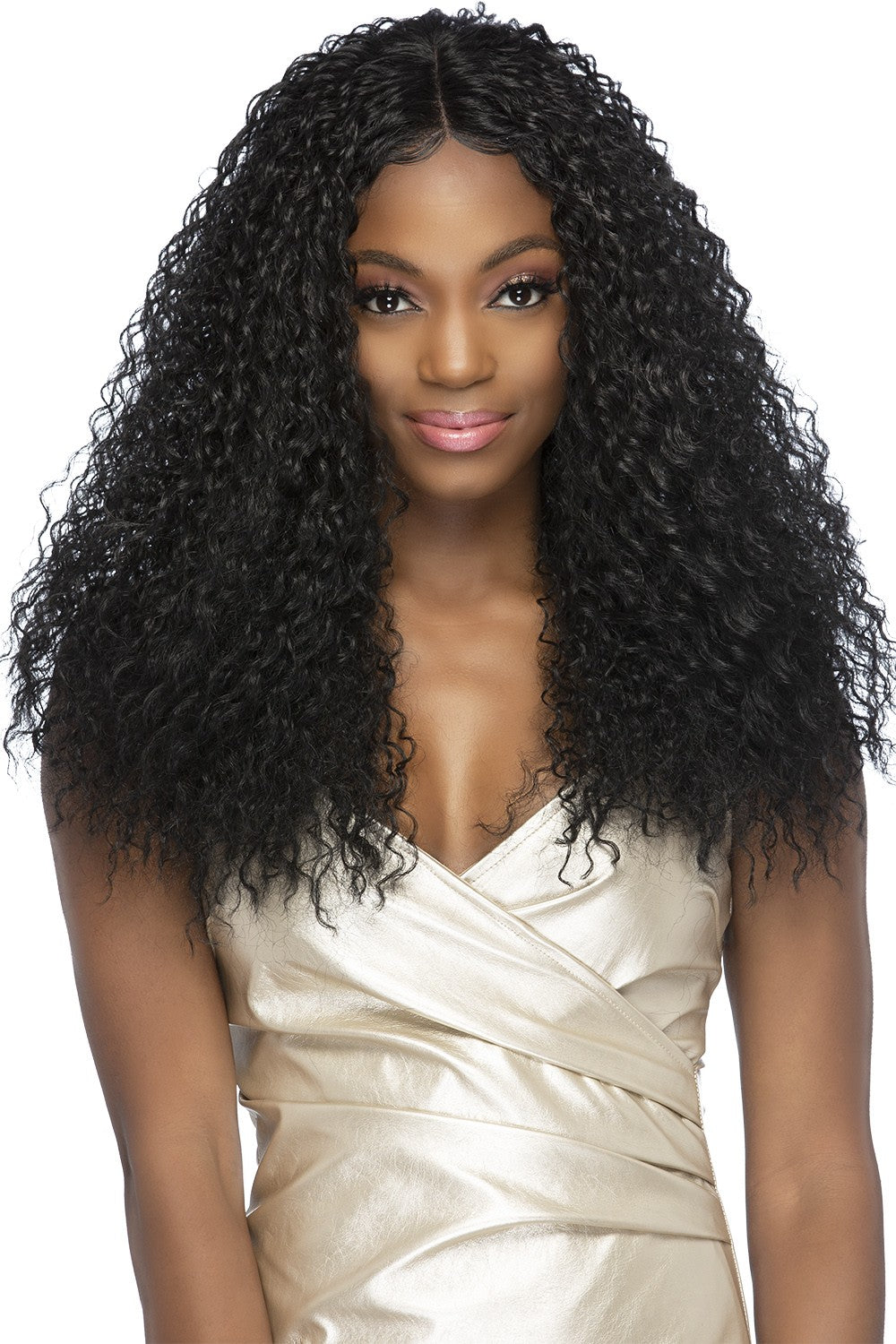 Vivica Fox Synthetic HD Swiss Lace Front Wig SAMARIA