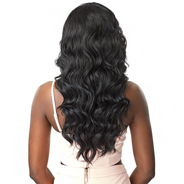 Sensationnel Synthetic Half Wig Instant Weave DEE